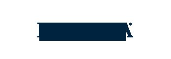 Logo Peraqua, blue, white