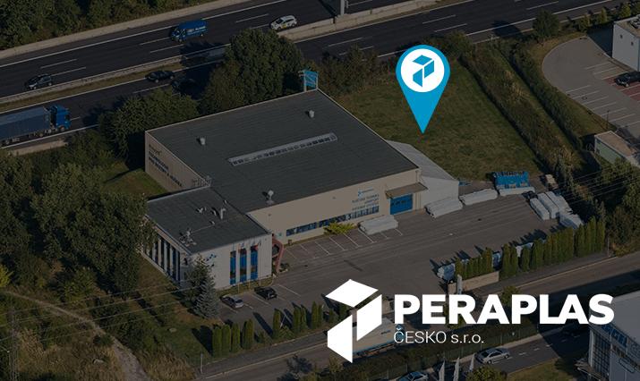 Site Peraplas Czech Republic
